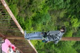 ropejumping foto